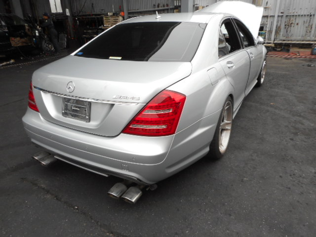 PartsWEB Vehicles For Used Auto Parts Picture No.1/Mercedes Benz S350 /