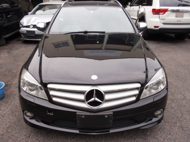 PartsWEB Vehicles For Used Auto Parts Picture No.1/Mercedes Benz C200 Wagon