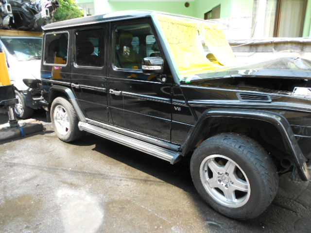 Charming PartsWEB Vehicles For Used Auto Parts Picture No.1/Mercedes Benz G320 /