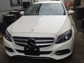 PartsWEB Vehicles for used auto parts Picture No.1/Mercedes-Benz C180  Avantgarde Package/C Class W205/12011017